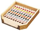 抽選球整理箱 100穴 (×1個)